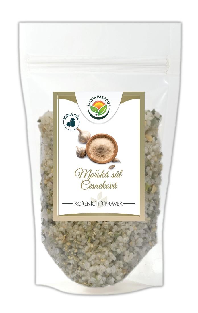 Sůl mořská česneková