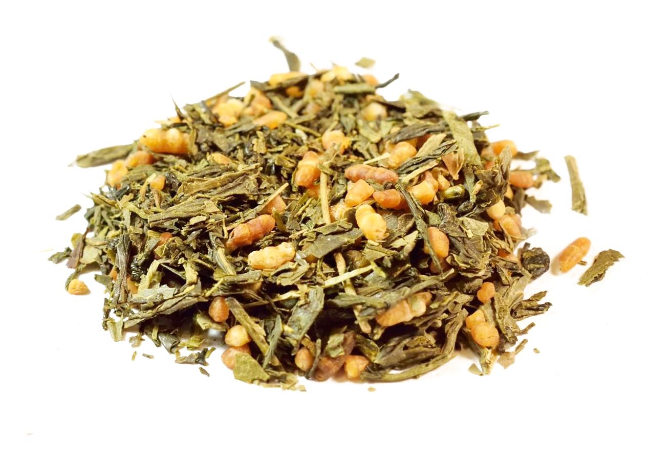 Japan Genmaicha - rýžový čaj 10 g
