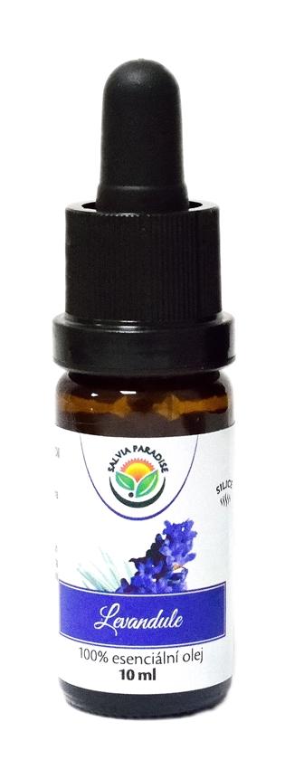 Levandule 100% esenciální olej 10 ml