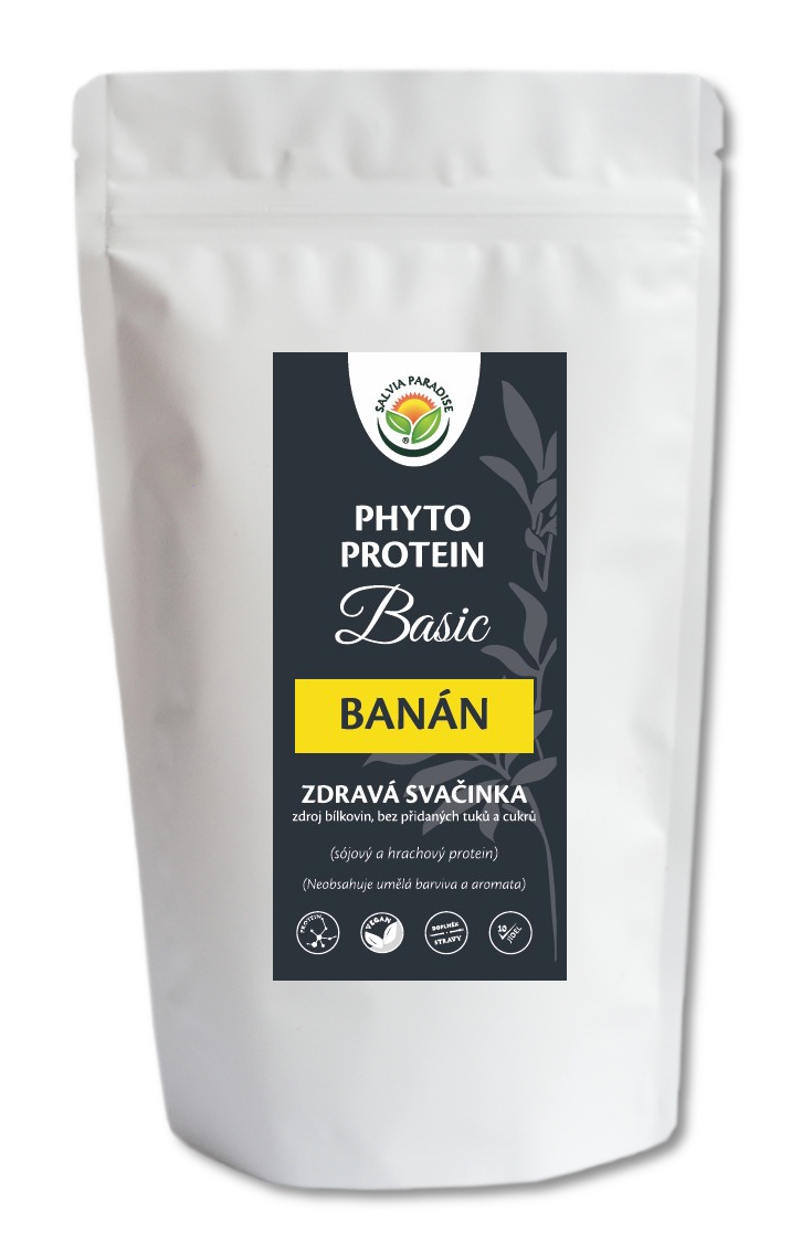 Phyto Protein Basic - banán 300 g