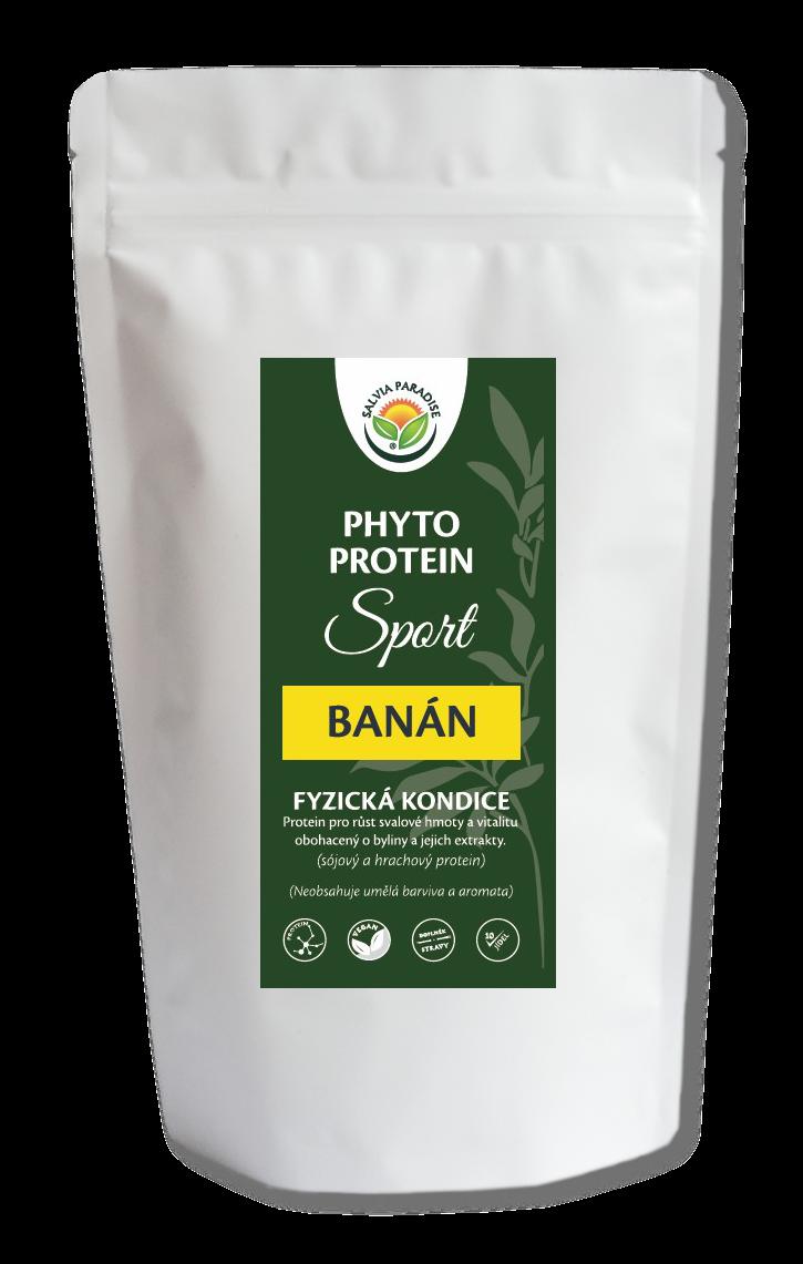 Phyto Protein Sport - banán 300 g