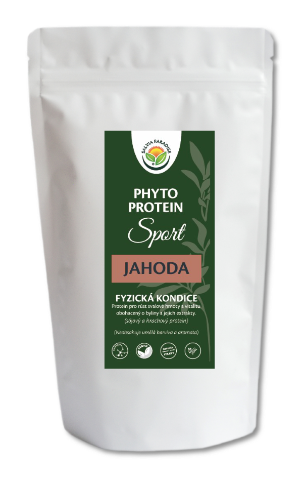 Phyto Protein Sport - jahoda 300 g