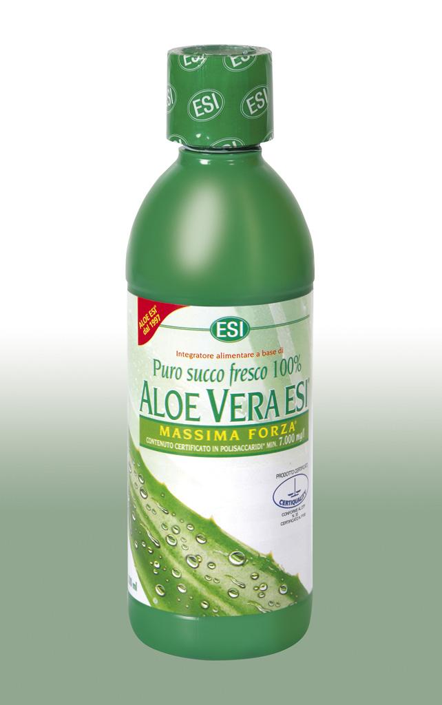 Aloe vera 100% šťáva 500ml