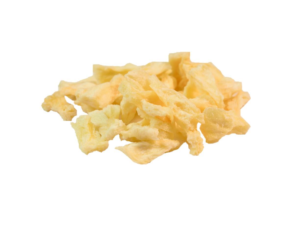 Ananas kousky sušené mrazem - lyofilizované 30 g