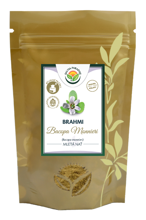 Bacopa monnieri - brahmi prášek 100g