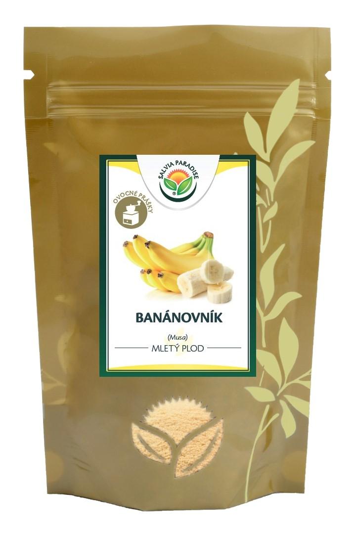 Banán prášek