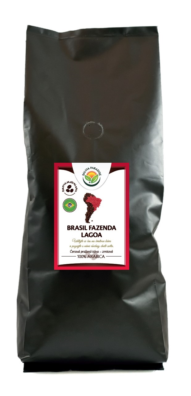 Káva - Brasil Fazenda Lagoa