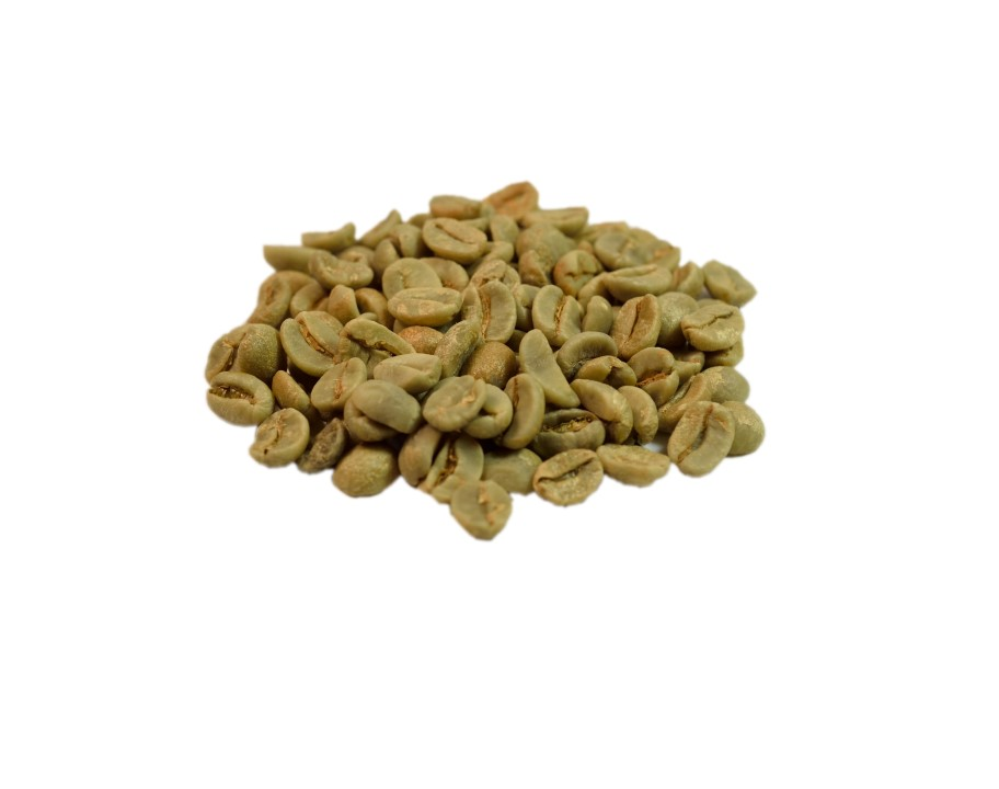 Káva - Brasil Santos zelená nepražená 1 kg