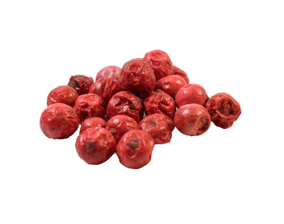 Červený rybíz sušený mrazem - lyofilizovaný 500 g