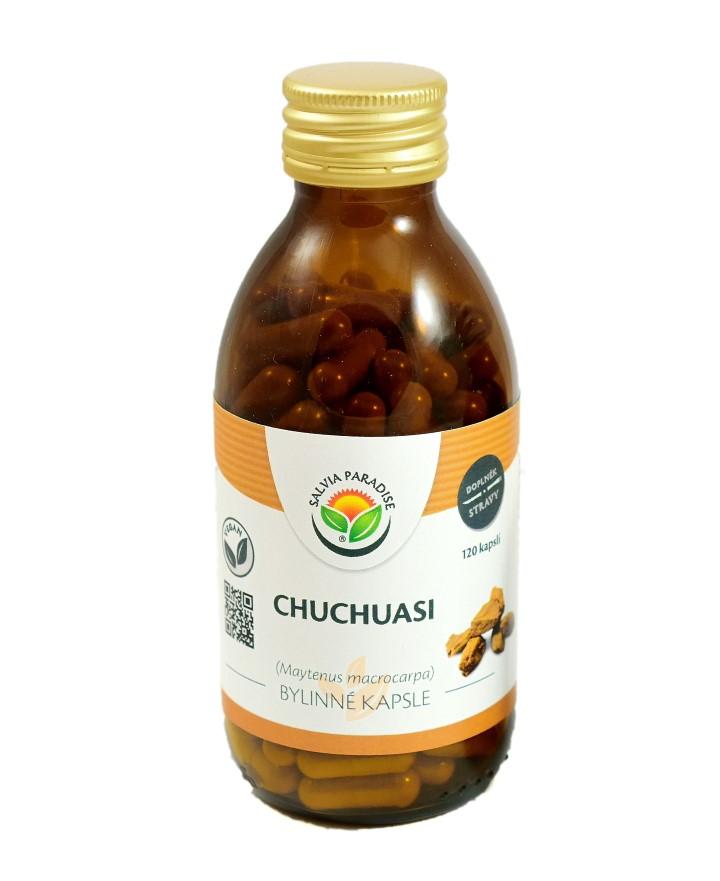 Chuchuasi kapsle