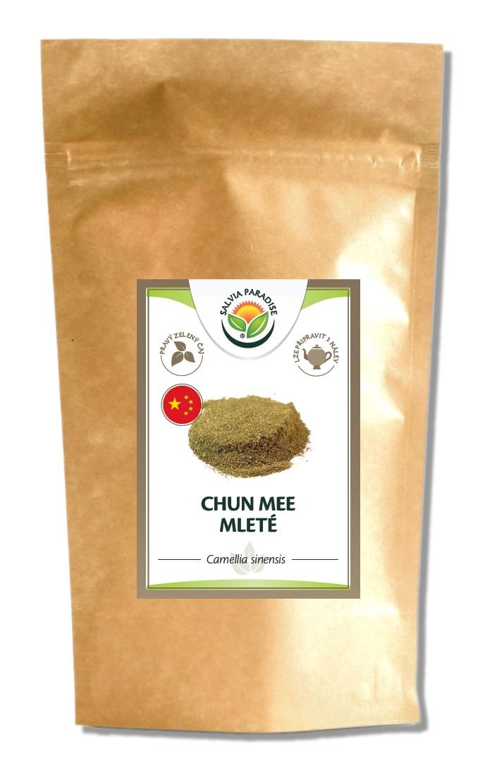 Chun Mee - mletý zelený čaj