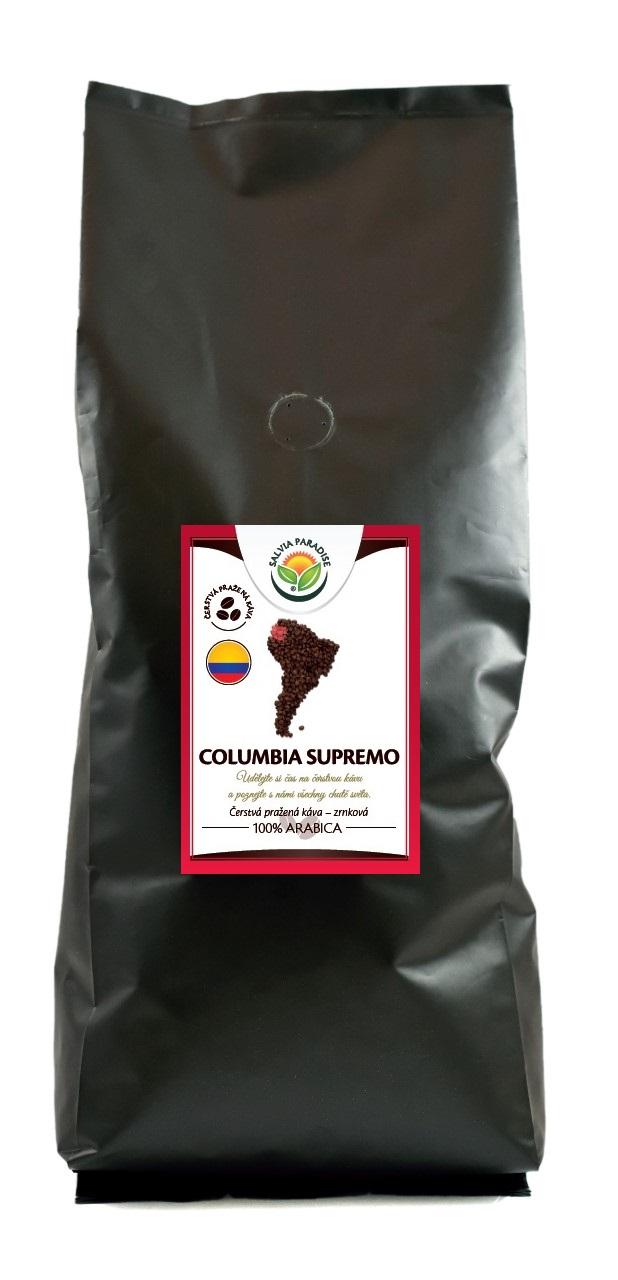 Káva - Columbia Supremo 1000g