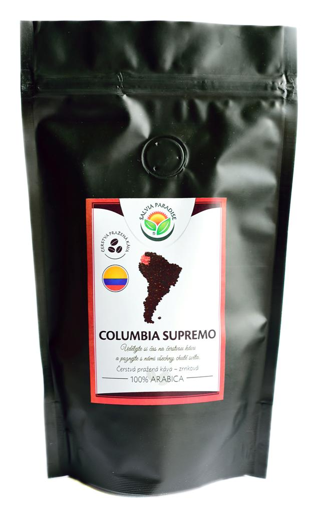 Káva - Columbia Supremo