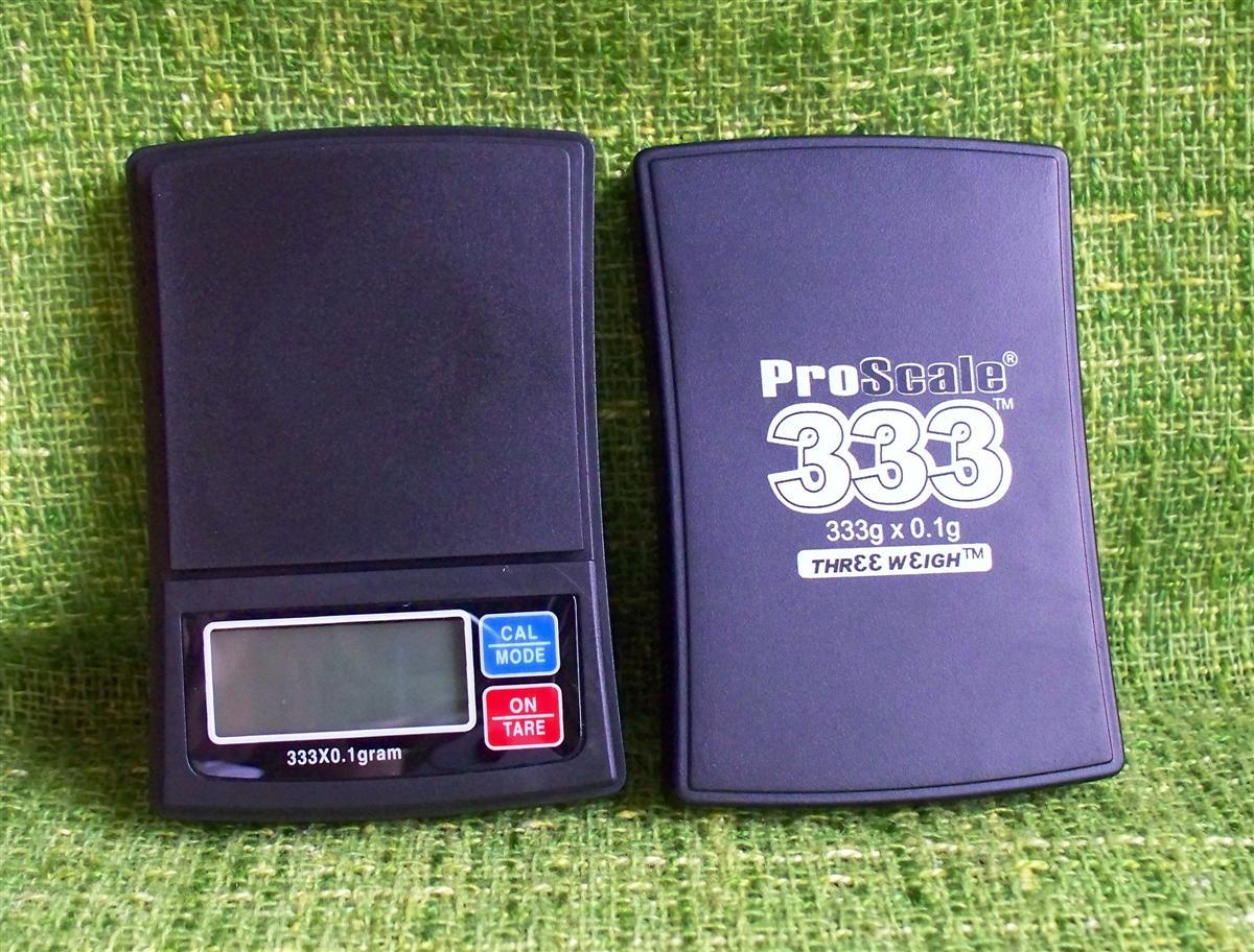 Digitální váha ProScale 0.1/333g