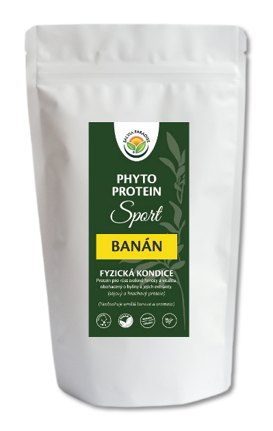 Phyto Protein Sport banán
