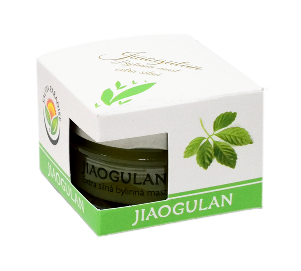 Jiaogulan bylinná mast