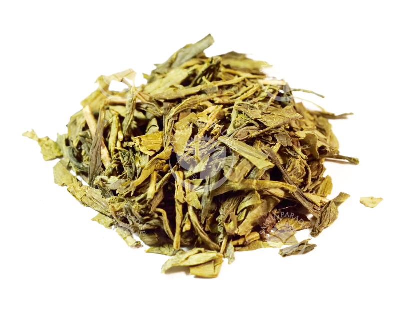 Green Earl Grey surovina
