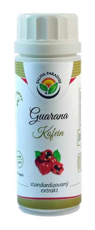 Guarana kofein standardizovaný extrakt