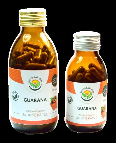 Guarana kapsle
