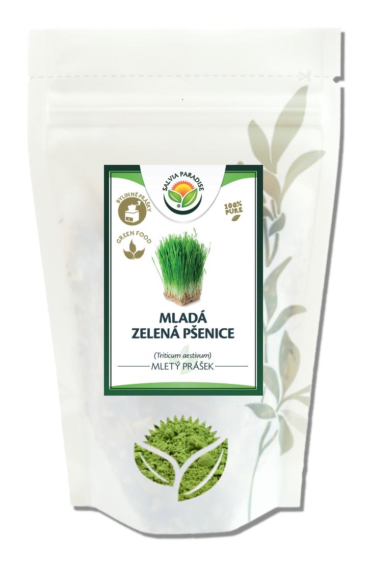 Mladá zelená pšenice - sáček