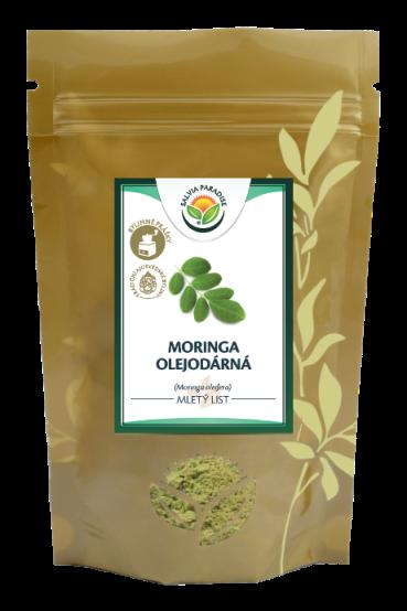Moringa olejodárná list mletý