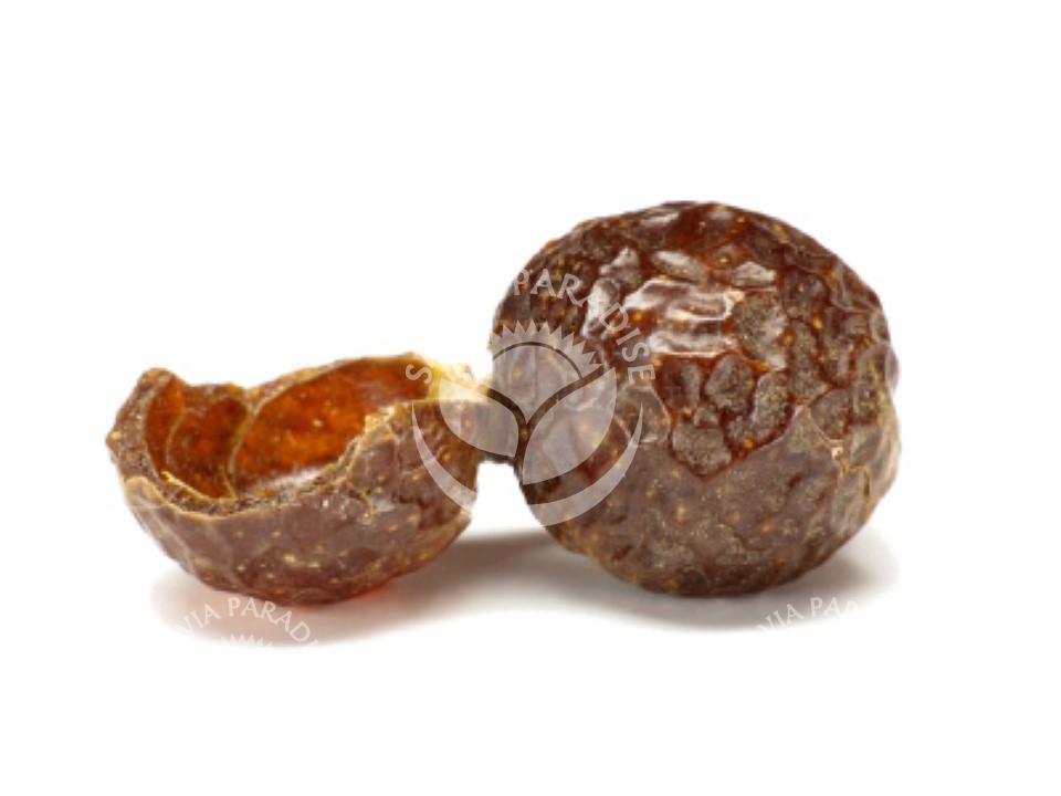 Mýdlové ořechy surovina
