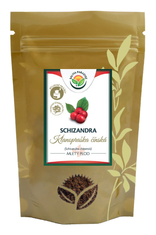 Schizandra mletý plod
