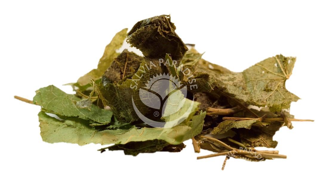 Škornice list surovina