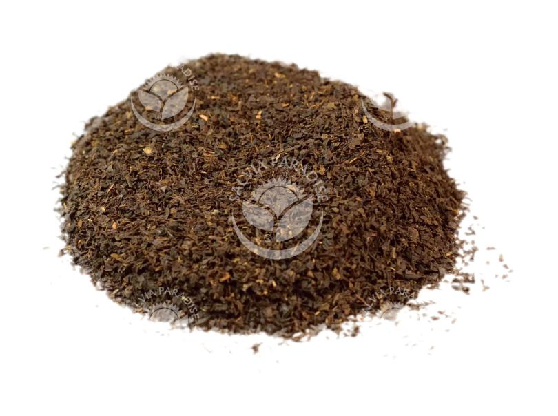 Vietnamský mletý černý čaj surovina