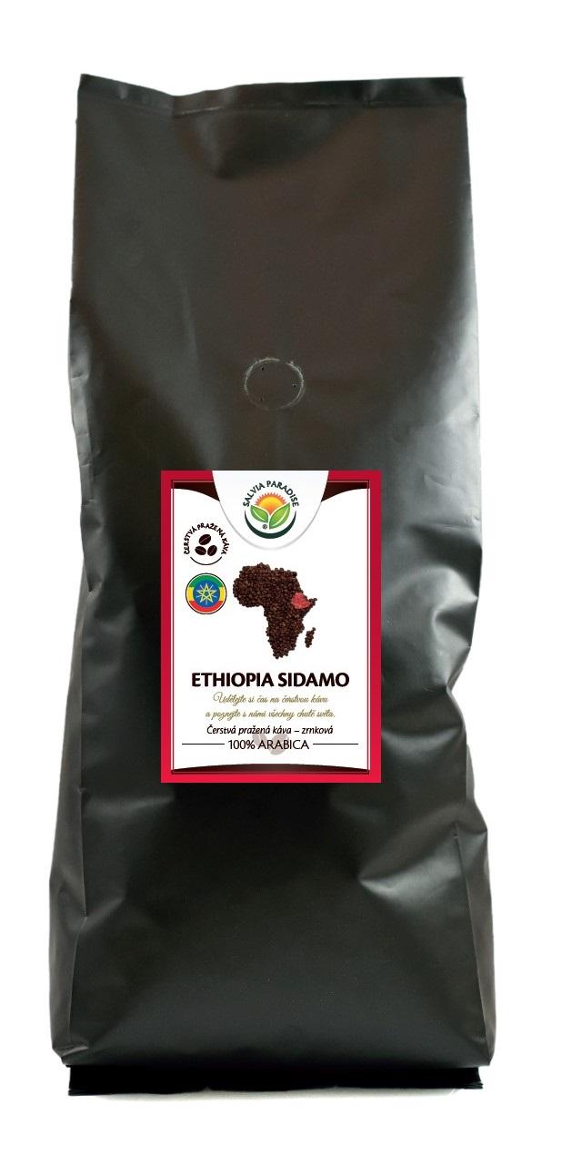 Káva - Ethiopia Sidamo 1000g