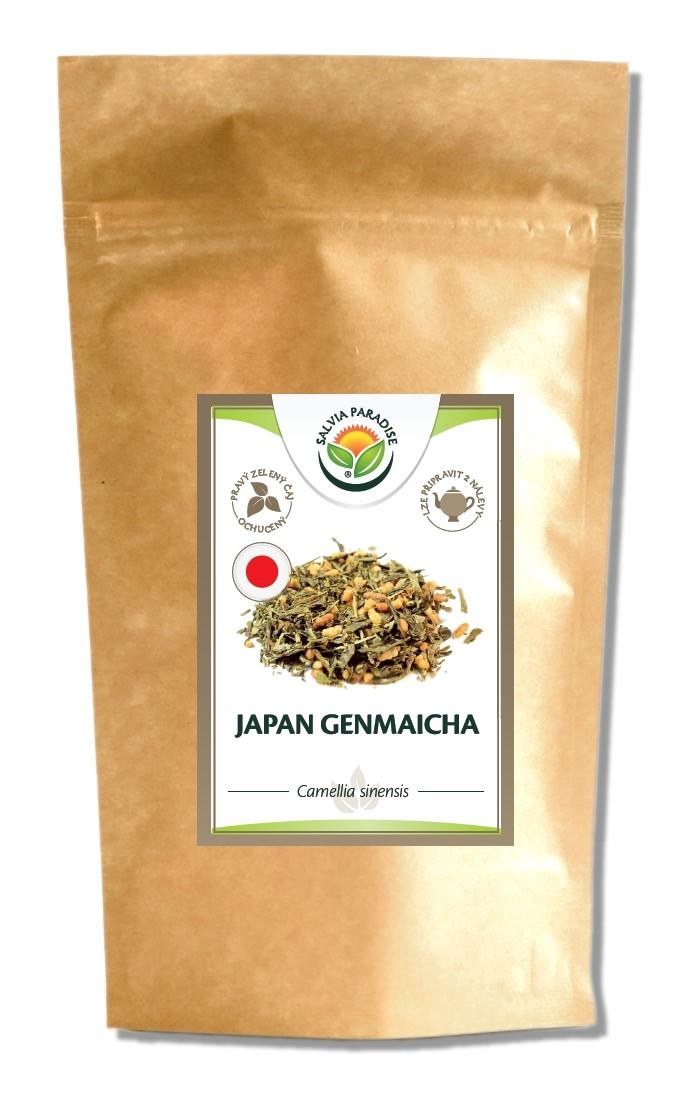 Japan Genmaicha - rýžový čaj