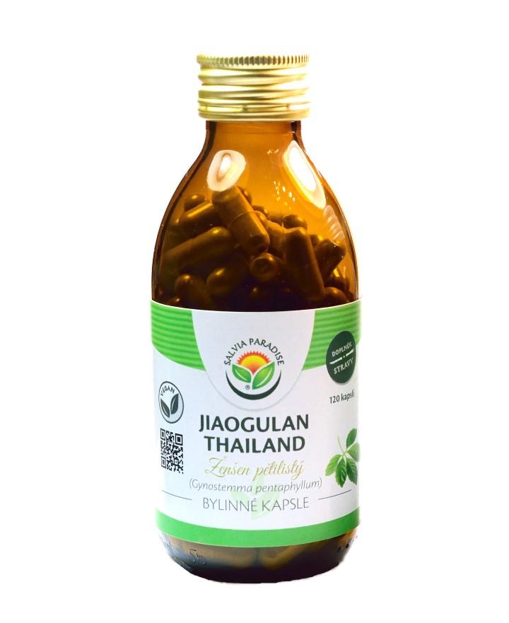 Jiaogulan Thailand kapsle