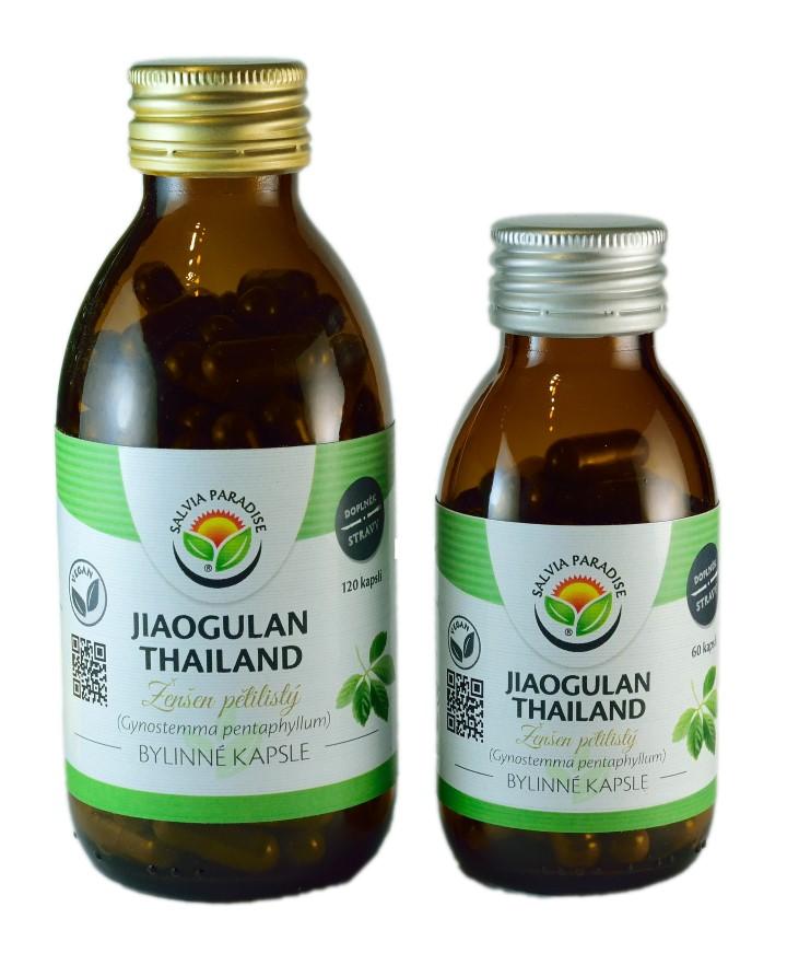 Jiaogulan Thailand kapsle 60ks