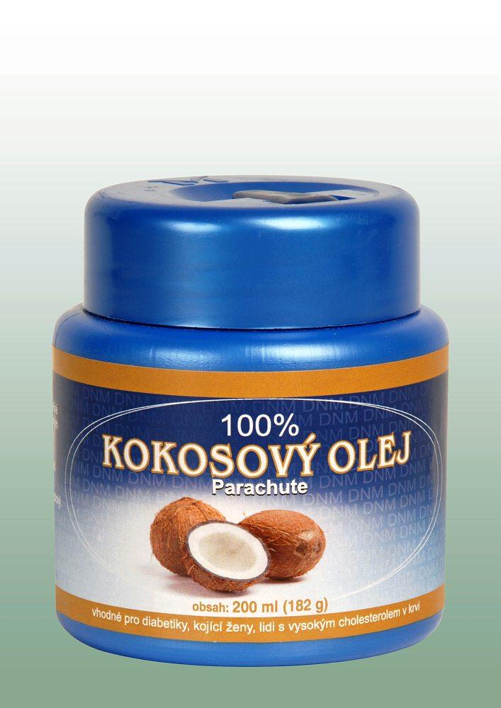 Kokosový olej Parachute 250ml