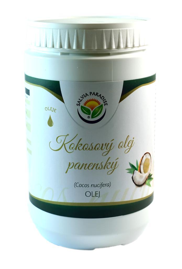 Kokosový olej panenský 1000ml