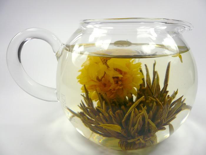 Měsíček - kvetoucí čaj