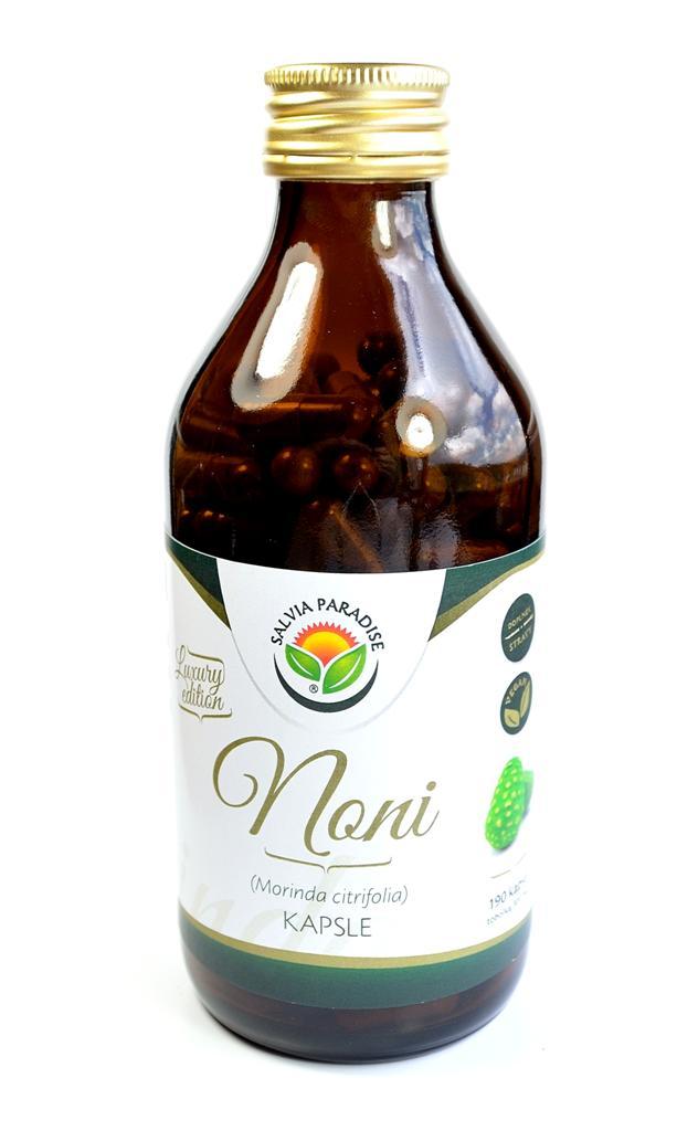 Noni - Morinda citrifolia kapsle 190 ks