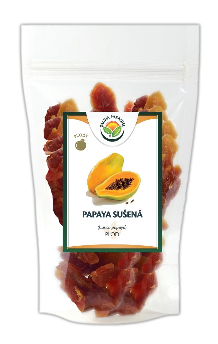 Papája plod