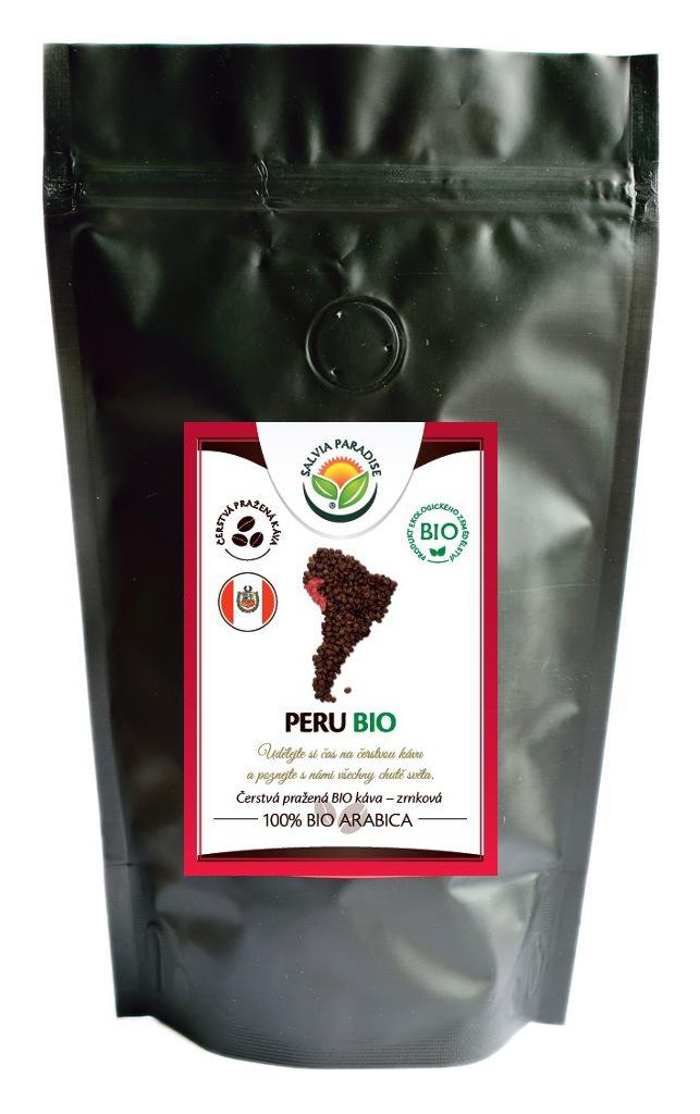 Káva Peru Organic 100g