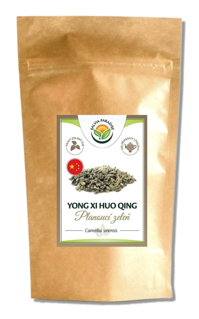 Planoucí zeleň - Yong XI HUO Qing