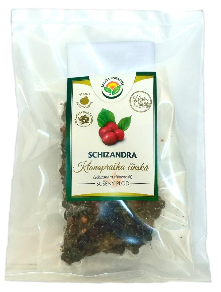 Schizandra čínská plod HQ 100g