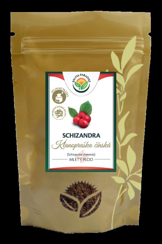Schizandra mletý plod 100g
