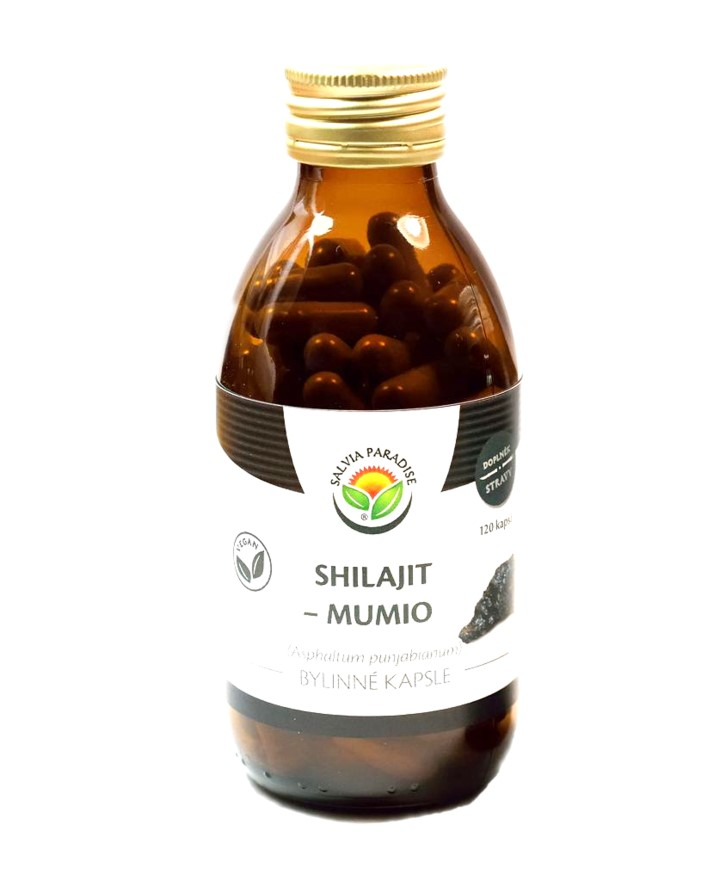 Shilajit - Mumio kapsle