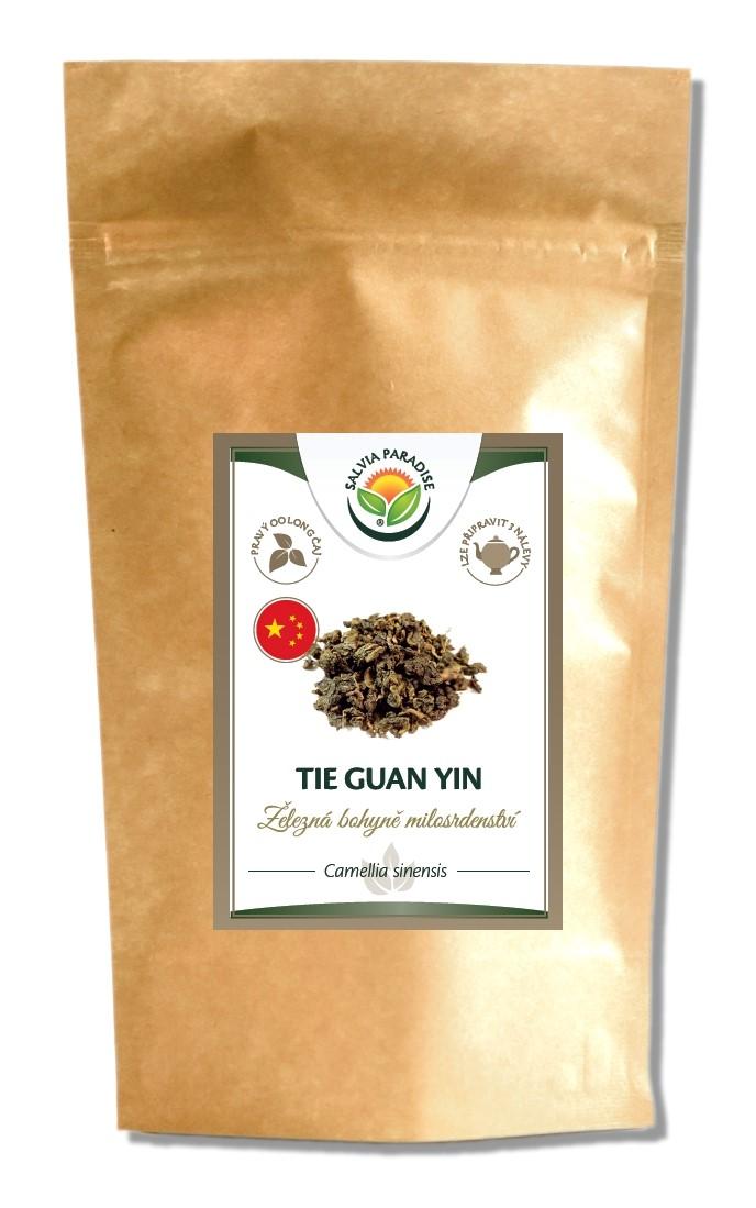 Tie Guan Yin - Železná bohyně milosrdenství