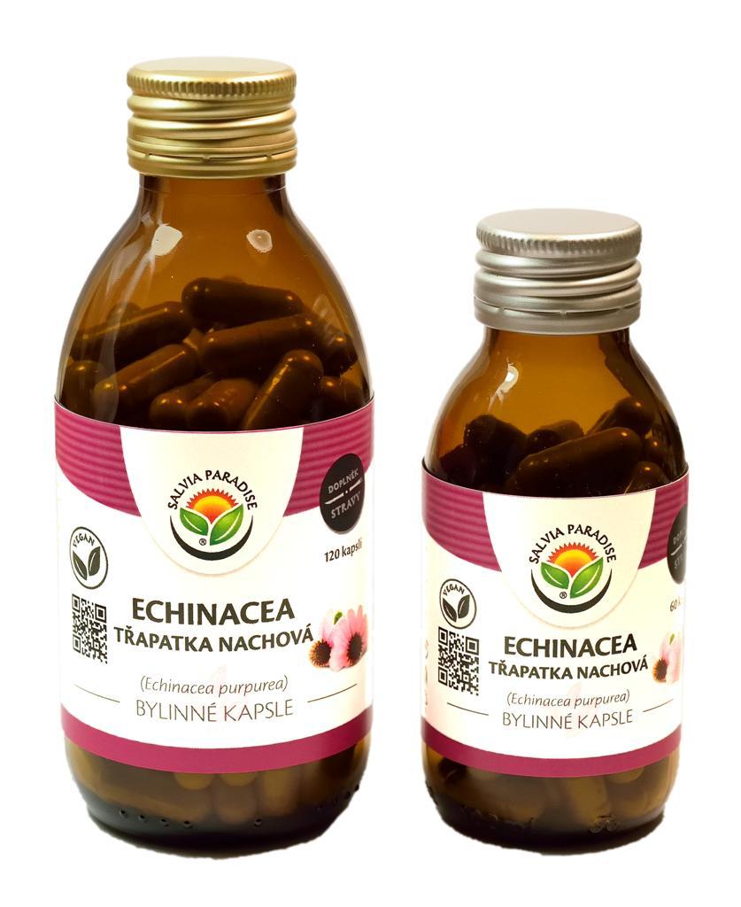 Echinacea - třapatka nachová kapsle 60ks