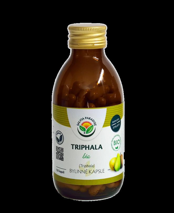 Triphala kapsle BIO