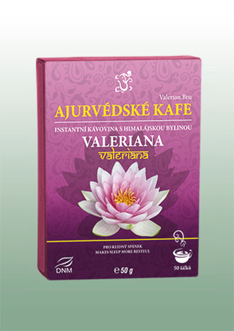 Valeriana - Ajurvédská káva 50g