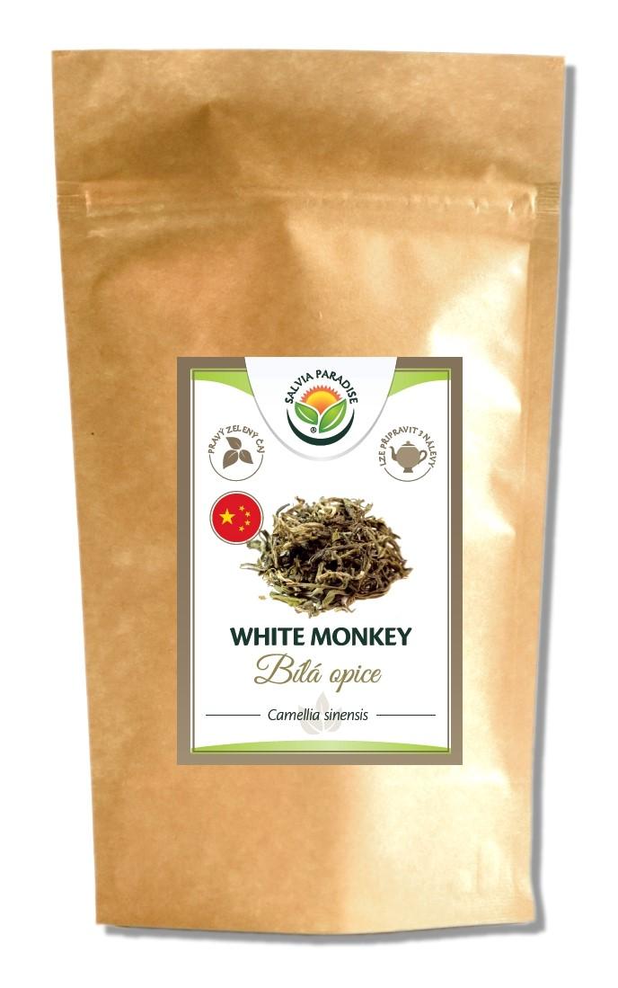 White Monkey - Bílá opice